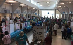 THS Hosts Science and Engineering Fair