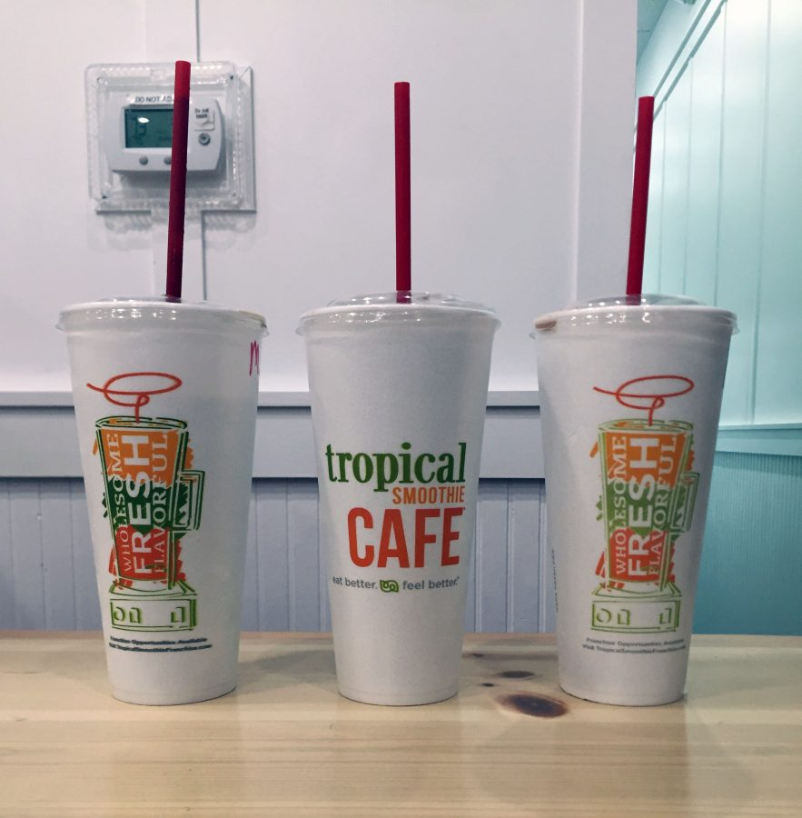 Restaurant Review: Tropical Smoothie Cafe