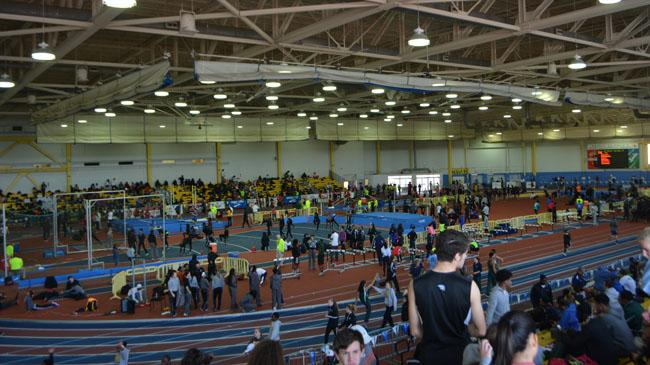 Indoor Track State Championship