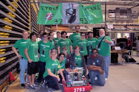 Robotics Team Going to Worlds!!!!