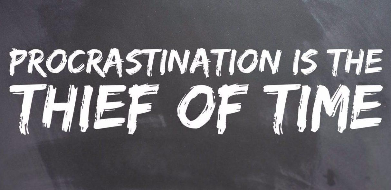 Procrastination (Part 2)