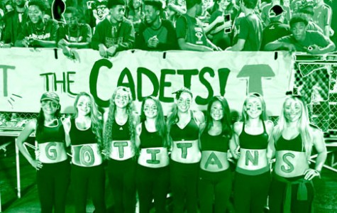 Titans victorious over rival Cadets!!!