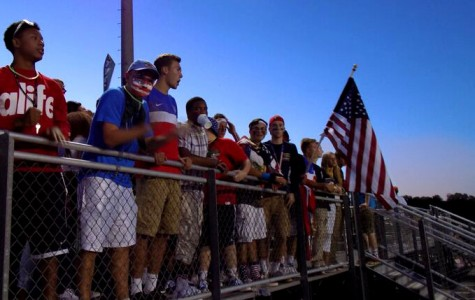 I Believe... the THS Student Section Rocks!