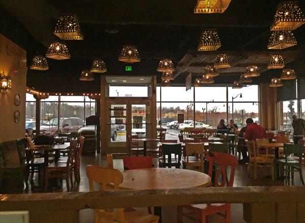 Restaurant Review: Cafe Rio