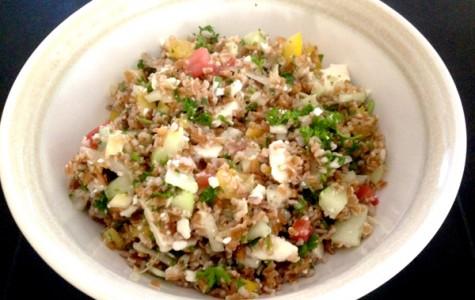 Culinary Corner: Tabouleh