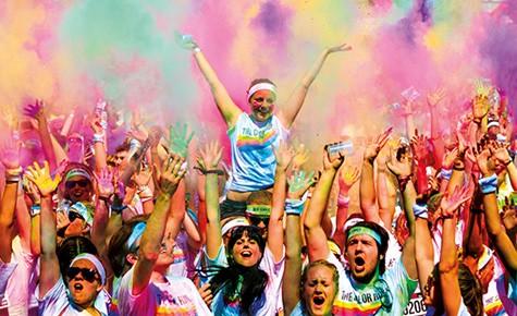 Color Run!!!