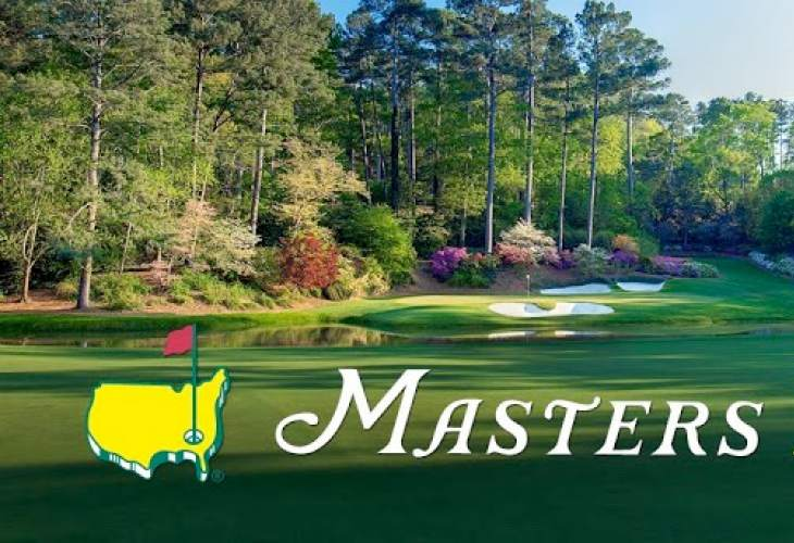 Golf Us Masters