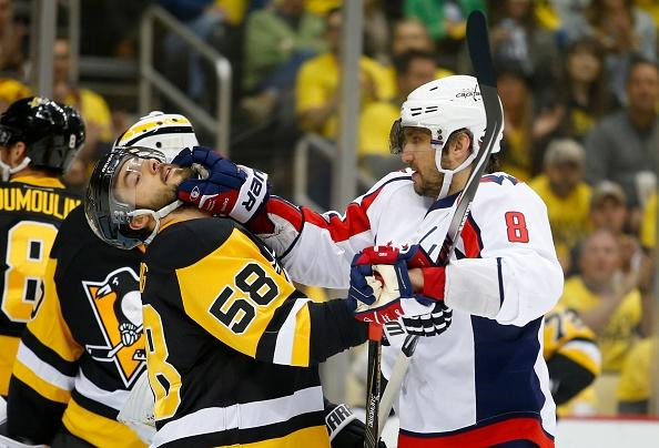 Backs against the wall: Caps drop 3rd straight against Pens