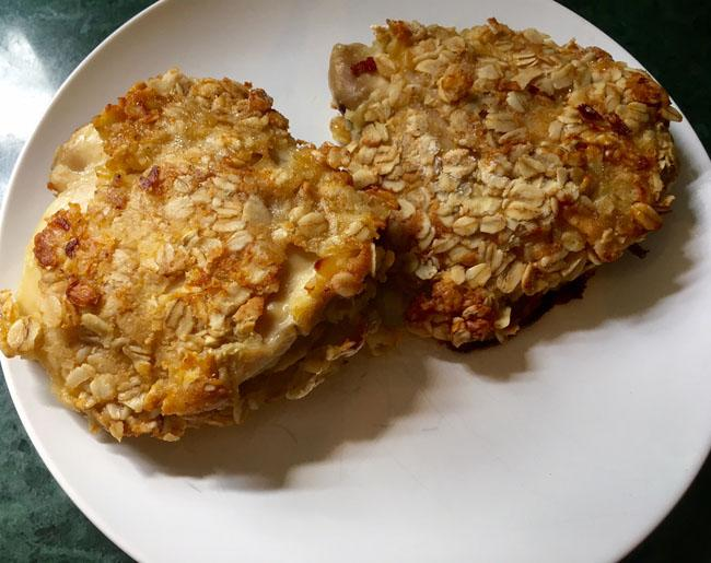 Culinary Corner: Oven baked 'Fried' Chicken