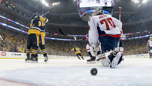 Caps fall short in Pittsburgh