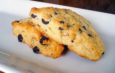 Culinary Corner: Chocolate Chip Scones