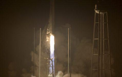 Antares Rocket Launch 2016