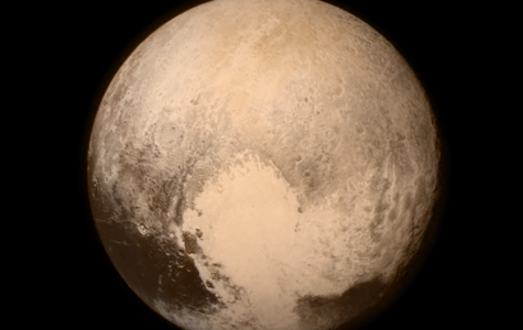Water Found on Pluto
