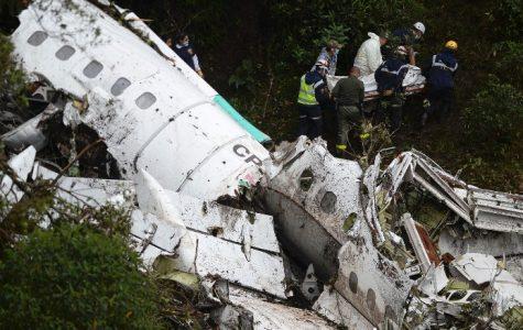 Plane Crash In Columbia