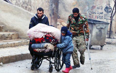 Syrian Conflict: Aleppo