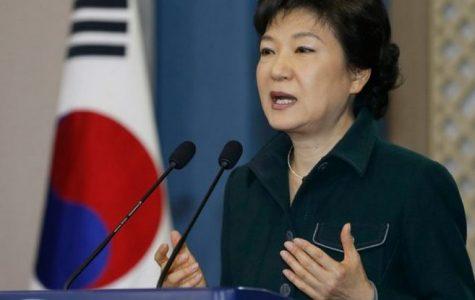 South Korean Presidential Cult Scandal