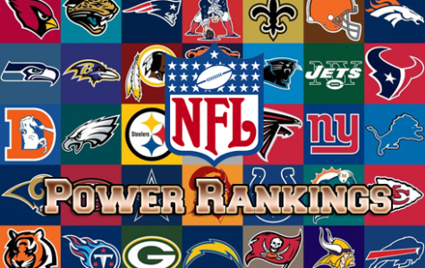 2016 NFL End of Season Power Rankings: Where did your team end up???