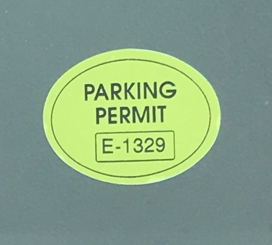 Parking Permits... Why do we pay for them?