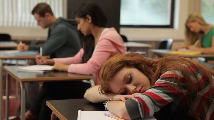 Teens and Sleep: Not Enough