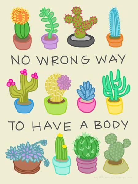 Body Positivity!