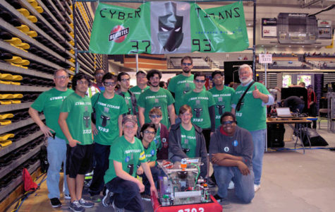 Robotics Team Going to Worlds!!!!