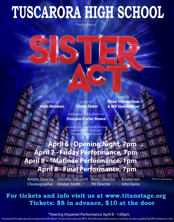 Sister Act- Inside Scoop