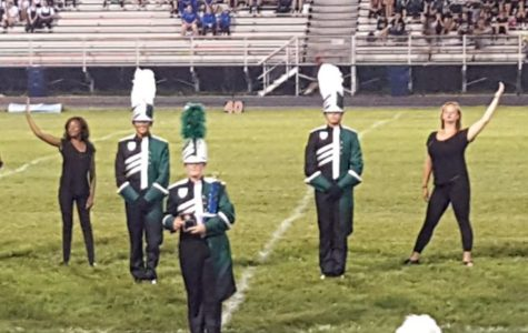 Spotlight on Marching Band
