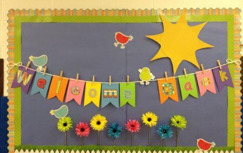Preschoolers First Day!