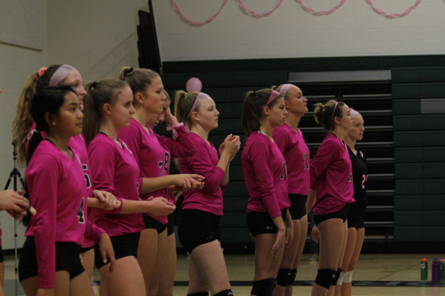 Dig+Pink+Volleyball+Game
