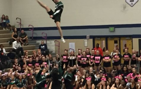 Tuscarora Places 5th at Cheer Invitationals