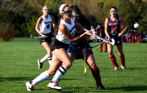 Tuscarora girls field hockey wins sectional semi finals