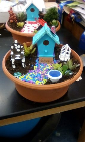 Fairy Houses in Horticulture!