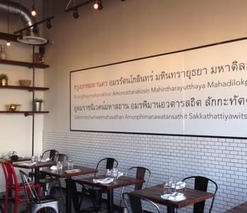 Restaurant Review: Kittiwat Thai Kitchen
