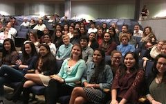 NEHS Welcomes new Inductees