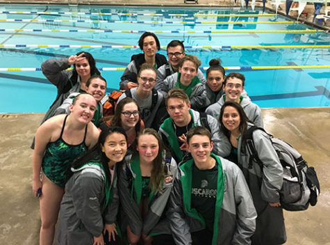 Swim Season Begins With A Win!
