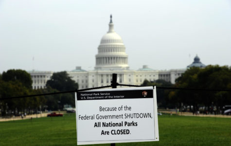 The Government Shuts Down – Again