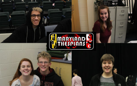 THS Drama Students go to The Maryland Thespian Festival