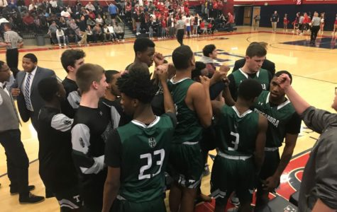 Boys Basketball Finishes Out the Season