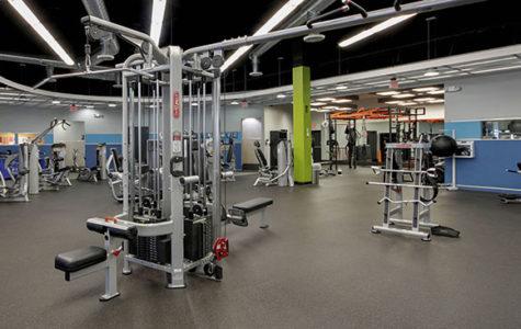 Titans take on the gym