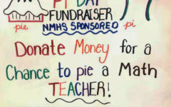 National Math Honor Society Sponsors Pi Day Event