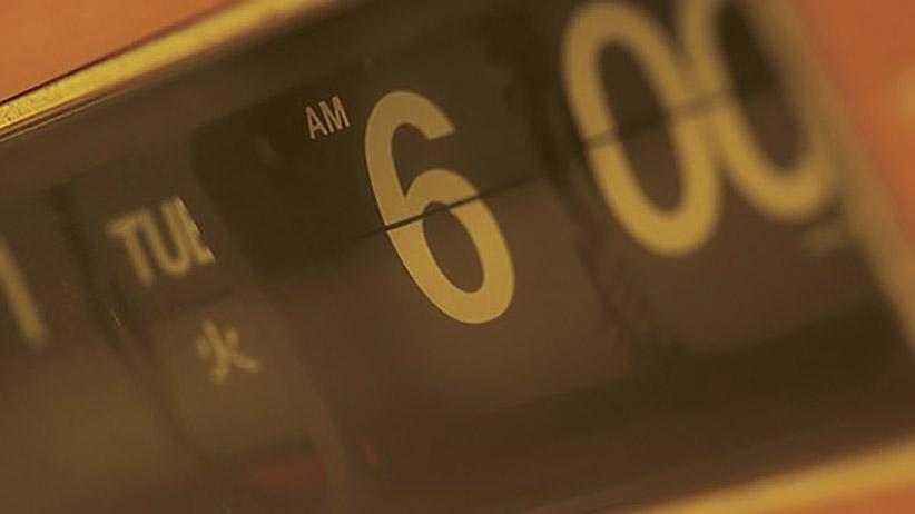 Tips for tackling mornings