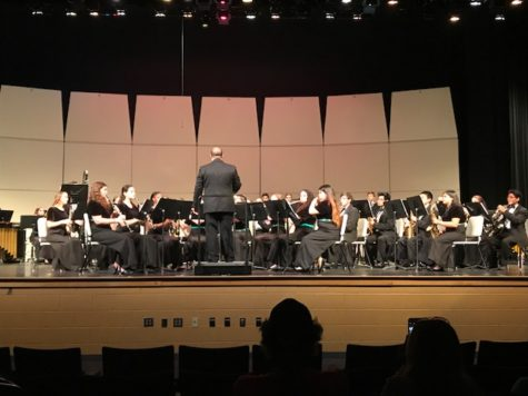 THS Concert Band and Orchestra Spring Concert