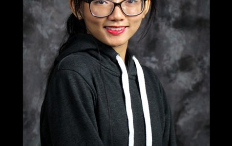 THS Student of the Week 09-24- Uyen Le