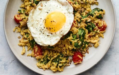 Weekly Health Tip: Healthy Eating Recipes: Coconut Curry Rice