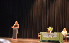 The PTSA Recognizes Outstanding Students