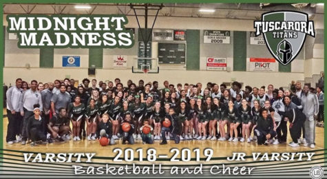 Sports Spotlight: Midnight Madness!!!