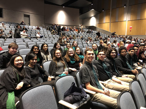 Extracurricular Spotlight: The Tuscarora Academic Team
