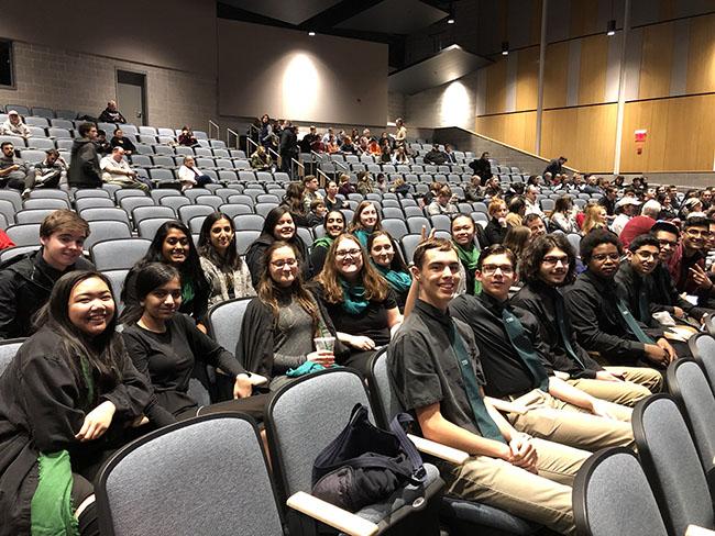 Extracurricular Spotlight: The Tuscarora Academic Team