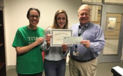 Kirsten Snyder wins national writing competition!