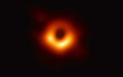 Worldwide scientific effort leads to first ever picture of black hole